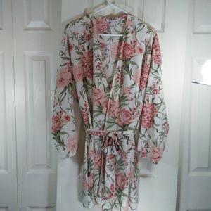 Calvin Klein Kimono Robe